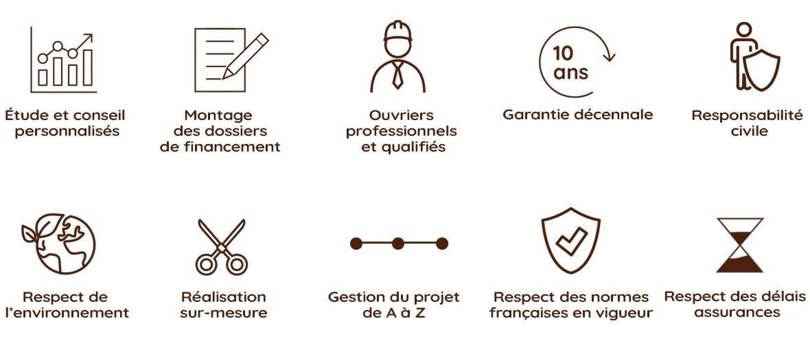 ARCHE - Traitement charpente et toiture - Aix-Marseille